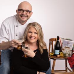 Chef Vincenzo & Sheryl Ness