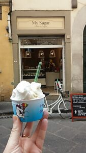 Gelato from My Sugar in Florence