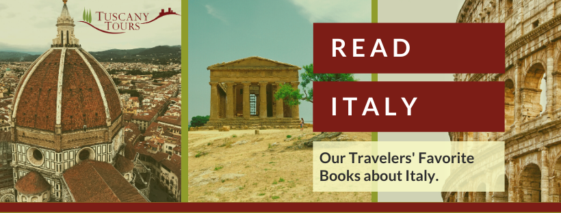 READ ITALY book recommendations