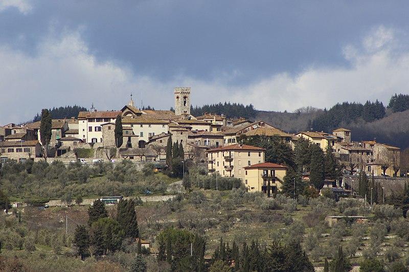 The Beautiful – yet isolated – Radda in Chianti