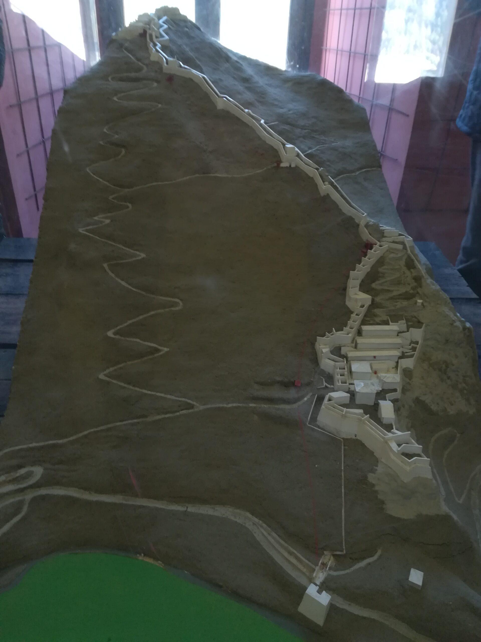 Forte di Finestrelle Model