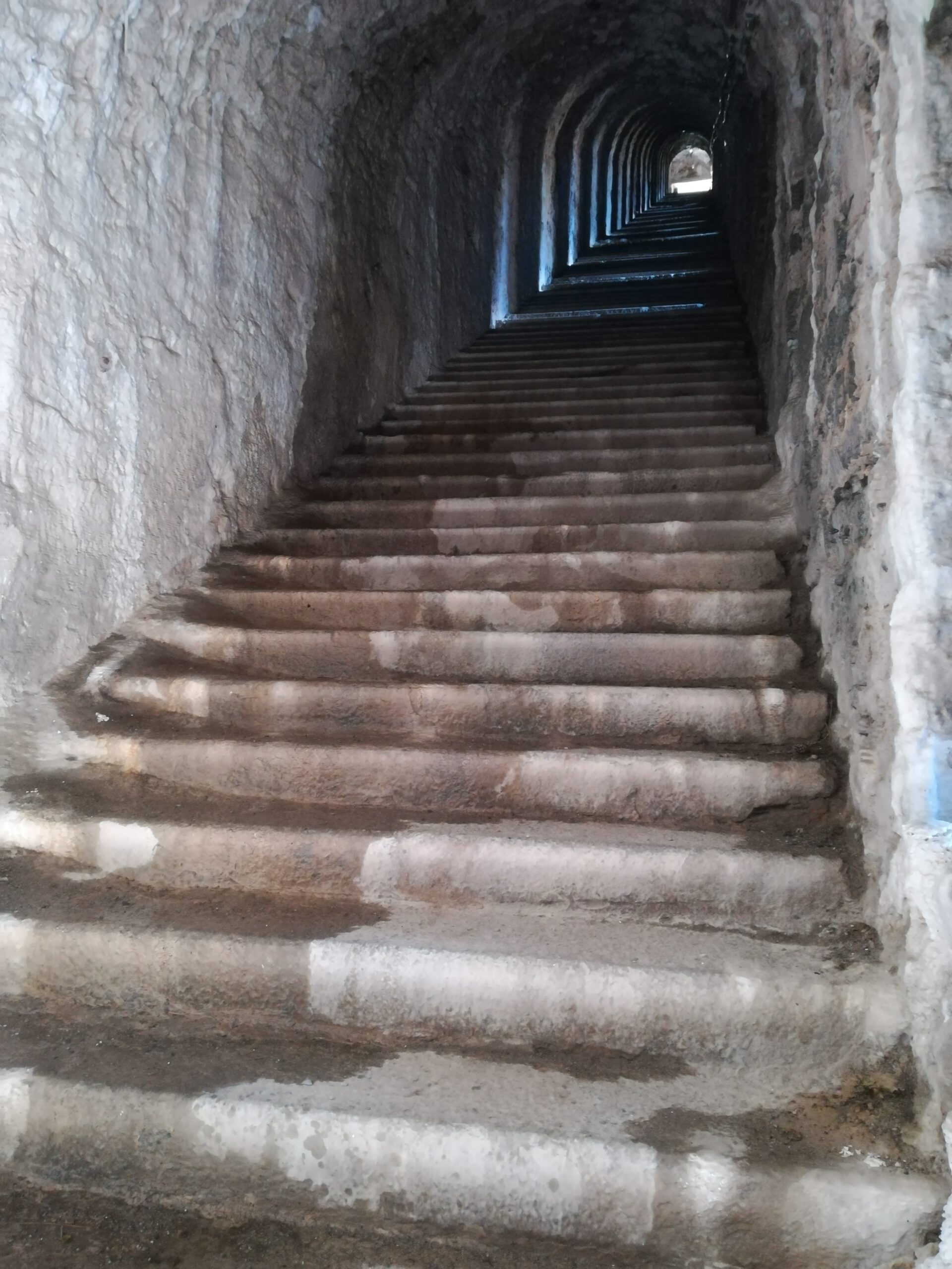 Finestrelle stairs